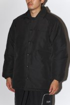WILLY CHAVARRIA / MONSTER COACH JACKET - BLACK
