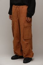 STORY mfg / Peace Pants - bark brown