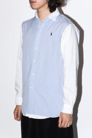 WEYEP / Double Docking Shirt -B