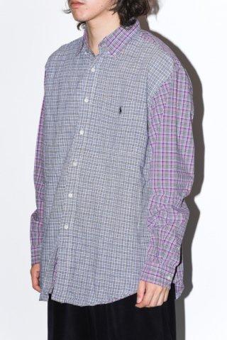WEYEP / Double Docking Shirt -C