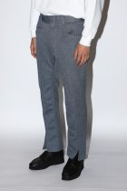OLD PARK / SLIT PANTS - slacks  G