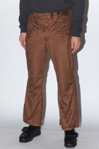 superNova. / Western pants -brown-