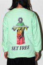 NEW YOAKE POST / SET FREE - mint