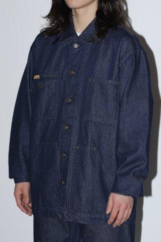 PRISON BLUES / YARD COAT - blue