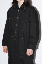 PRISON BLUES / YARD COAT - black