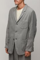 M's Braque / S4B COMFORT LOOSEN JACKET - gray