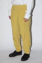 BURLAP OUTFITTER / TRACK PANT SOLID - dark mustard -