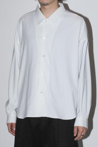 superNova. / Big shirt - Gabardine / White
