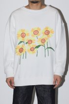 Niche. / Flowers EMB C/N Sweat - Flower A