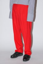 SANSE SANSE / otosan pants - red