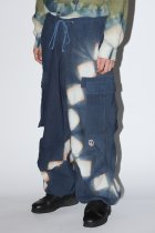 STORY mfg / Peace Pants -indigo