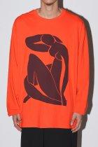 Naomi Yarn Delight / BLUE NUDE -orange-