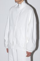 WILLY CHAVARRIA / FULL ZIP MOCK - super natural