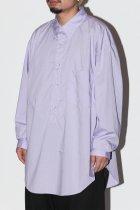 Marvine Pontiak Shirt Makers / B.D. P/O SH - Lavender Chidori