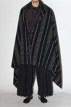 JAN-JAN VAN ESSCHE / SCARF #23 - BOLD STRIPED CLOTH