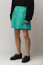 BURLAP OUTFITTER / TRACK SHORT SOLID -jade-