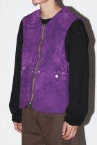 3MAN / JERKIN - purple
