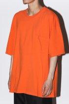 MAKERS / POCKET T-SHIRTS - orange