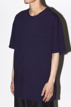MAKERS / POCKET T-SHIRTS - purple