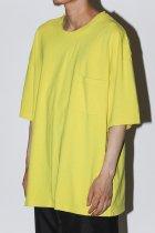 MAKERS / POCKET T-SHIRTS - yellow