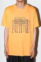 DANIELA MARIBEL / Embroidery T-shirt 15
