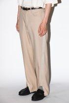 NuGgETS / Gusset pants - side line - beige