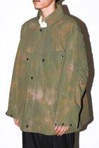 Needles / C.P. Jacket - Nylon Tussore / Uneven Dye - olive