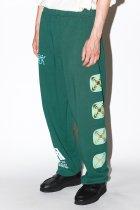 AWA by UKUU PROJECT / sweat pants - green
