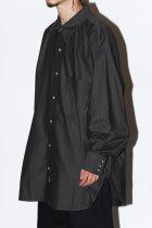 Marvine Pontiak Shirt Makers / Regular Collar 3 Button SH - sumikuro