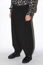 M's Braque / HARLEM PANTS - black