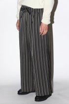 M's Braque / EASY PANTS - multi stripe
