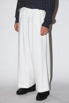 M's Braque / EASY PANTS - white