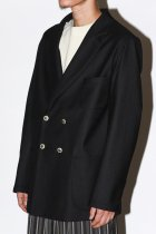 M's Braque / W4B COMFORT LOOSEN JACKET - black