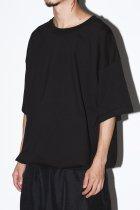 BAYSIDE / band short sleeve tee - black