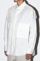 evan kinori / Big Shirt - Organic Cotton/Hemp Muslin