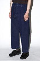 evan kinori / Elastic Pant - Natural Dye Cotton
