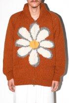 MacMahon Knitting Mills / Cowichan-Flower - brown
