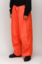 Military / US.ARMY OVER PANTS - OVER DYE - orange