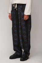 South2 West8 / Army String Pant - India Jacquard / Native Stripe