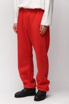 SANSE SANSE / QT pants - red