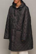 Engineered Garments / EG x Barbour Jankees Quilt - black