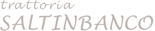 サルティンバンコ オンラインショップ