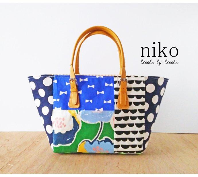 オーダー kucca 諸井様 color to much bag