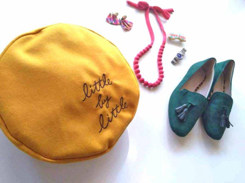 国産fフラノ little by little ベレー帽 カラーで楽しむ冬のベレーコーデ やっぱりマスタード