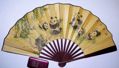 扇子 漢詩書画 中国雑貨 工芸品 癒しグッズ ギフト 中国お土産