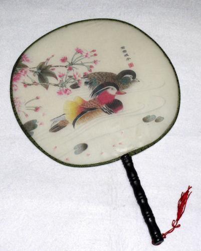 中国伝統柄 古典宮 扇子 中国雑貨 多幸屋