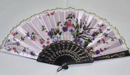 美しい扇子・華麗なる伝統の中国工芸扇子・西安民芸品