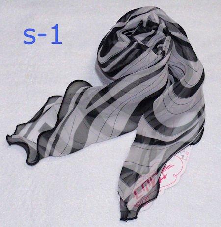 大人気薄手スカーフ★ シルクロードの起点【西安】からの贈り物 ★美品激安★ 中国雑貨