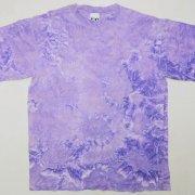 1990年代製 USA Tie Dye T-shirt タイダイTシャツ 淡紫/白 サイズ:XL グレード:AB