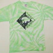 1990年製 USA ONEITA オニータ Tie Dye T-shirt タイダイTシャツ 淡黄緑/白 サイズ:L グレード:BC
